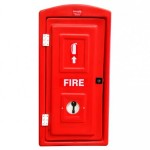 Lockable Fire Cabinet